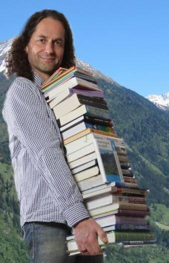 Lieferung der Bücher durch den Krauth.