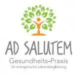 Logo ad salutem Gesundheitspraxis für energetische Lebensbegleitung
