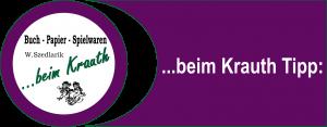 Logo ...beim Krauth mit einem Hinweis auf einen wertvollen Tipp für den Leser