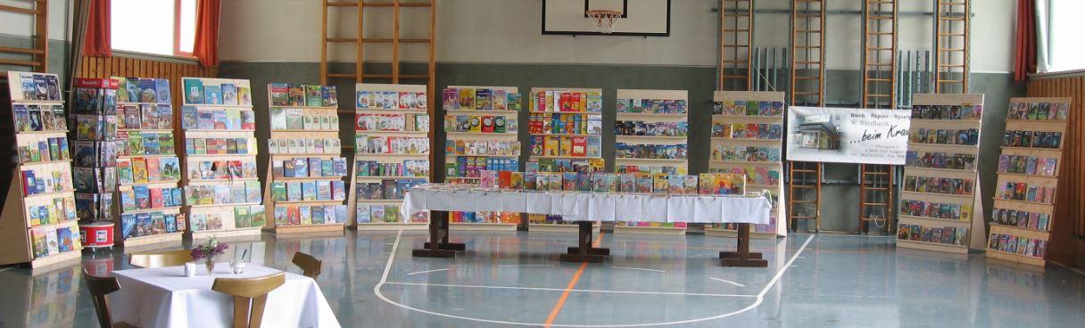 beim Krauth Buchausstellungen VS Bad Hofgastein