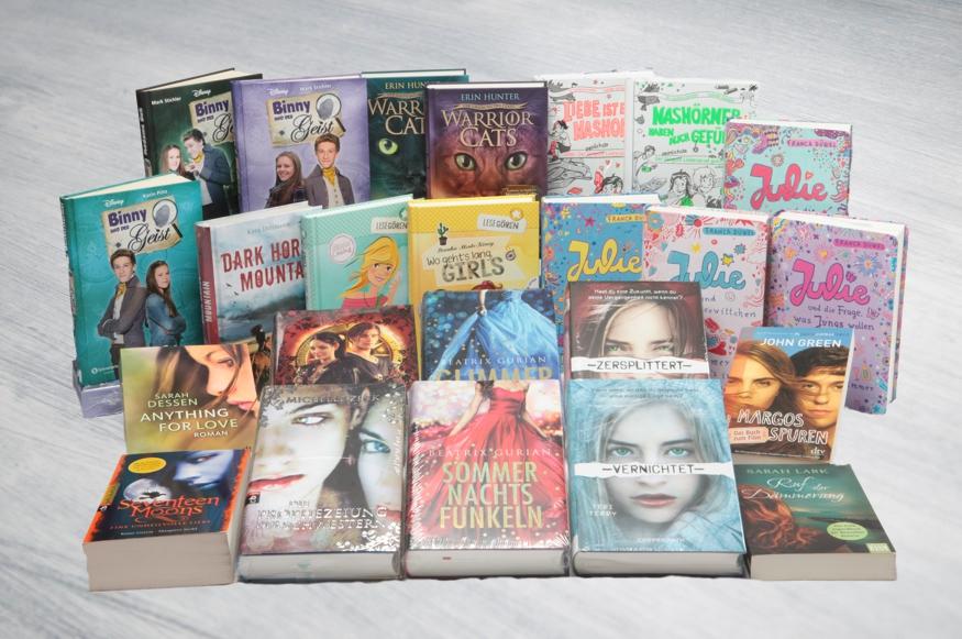 Kinderbücher - Bücher für Jugendliche 11_15 Jahre