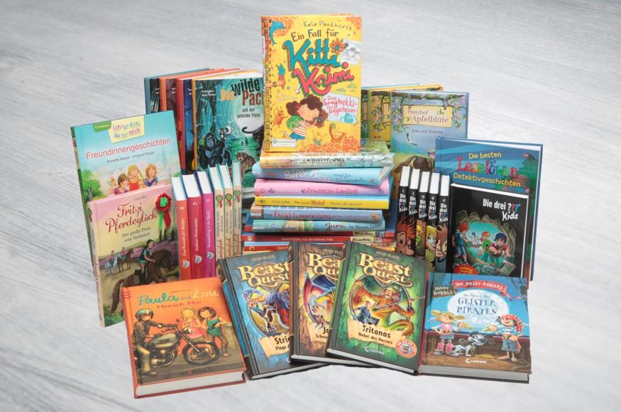 beim Krauth Kinderbücher 5_8 Jahre - Erstleser