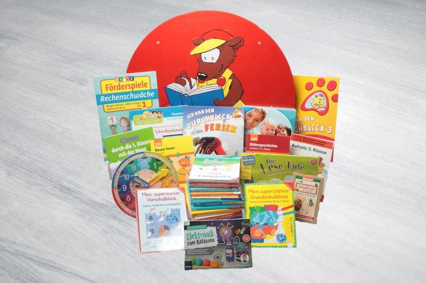 beim Krauth Lernhilfen ab Kindergartenalter