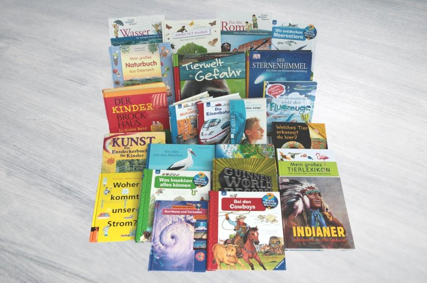 beim Krauth - Sachbücher für Kinder