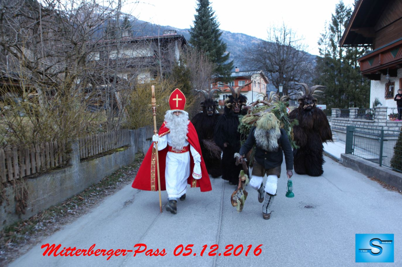 Krampuslauf in Bad Hofgastein, 2016