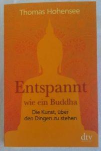 beim krauth Hohensee Entspannt Buddha