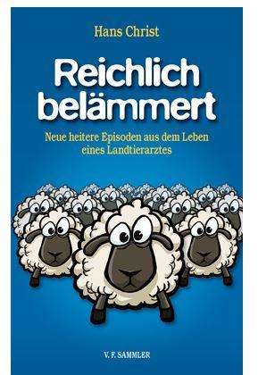 """""""Reichlich belämmrert"""" - das neue Buch von Hans Christ - erhältlich ...beim Krauth"""