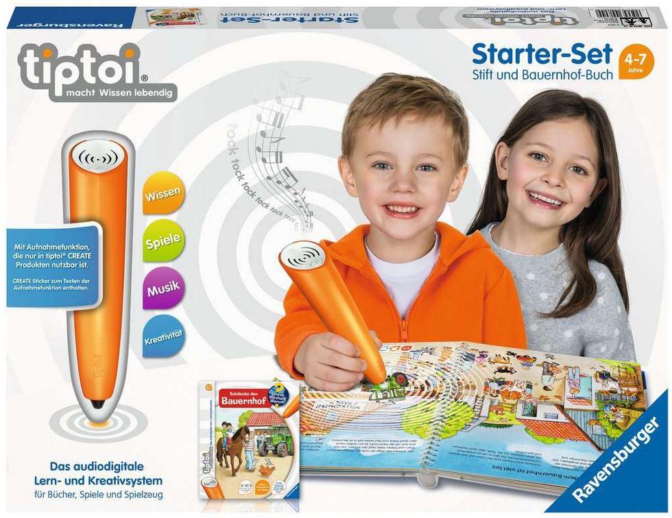 beim Krauth 008049,61 Tiptoi Starter Set Stift und Bauernhof 65,99